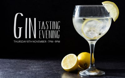 Gin Tasting Evening with Winchester Distillery