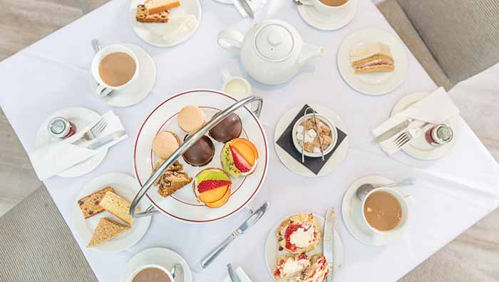 Extended Afternoon Teas