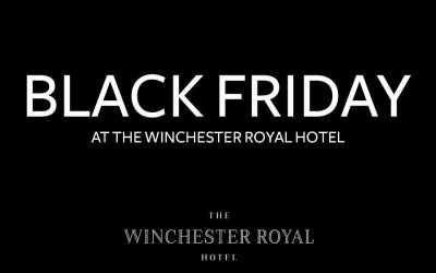Black Friday Offer: 25% Off Afternoon Teas